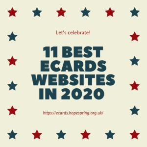 11 best eCards websites in 2020
